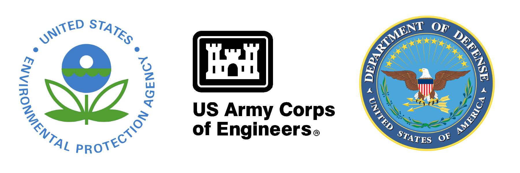 U.S. Federal Qualifications - Environmental Protection Agency, Army Corps of Engineers, Department of Defense